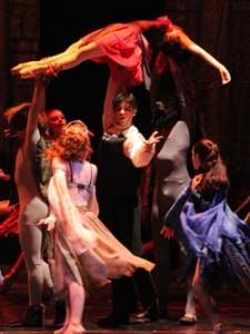 Atlantic City Ballet in Dracula