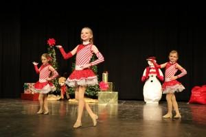 Holiday Revue December 16, 2017